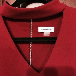 Calvin Klein Dresses - Calvin Klein Plum Dress